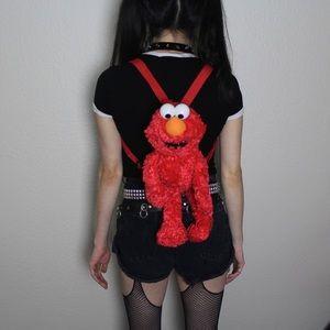 Sesame Street Bags - ELMO mini backpack